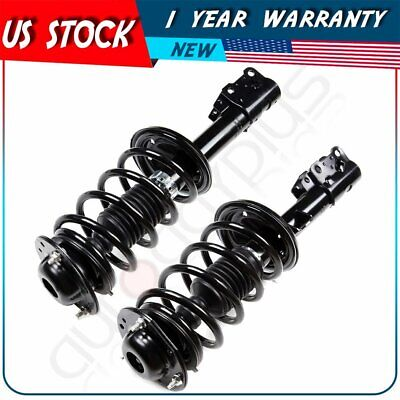 For Chevrolet Malibu 04-12 Complete Struts / Shocks Coil Spring Mount Front Pair