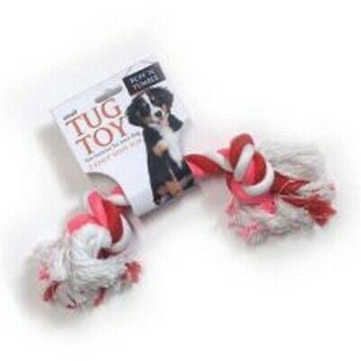 Ruff 'n' Tumble 2 Knot Small Rope Toy 90g 22.5c