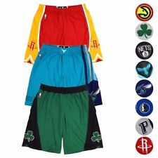 NBA Adidas Authentic On-Court Team Issued Pro Cut Game Shorts Collection Men