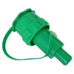 Green Petrol Anti Spill Spout For Rocwood Chainsaw Combi Combination Fuel Can