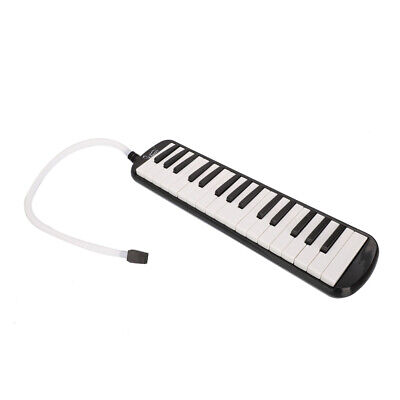 US STOCK 32 Piano Keys Melodica Instrument & Mouthpiece For Teaching & Playing