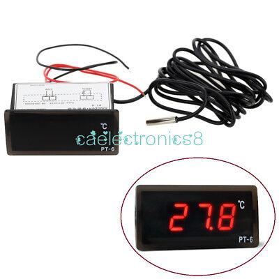 220v -50  110 Digital Thermometer Temperature Meter Aquarium Sensor Ca