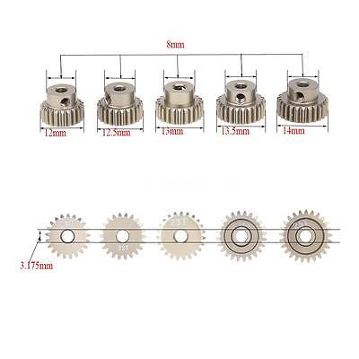 - New GoolRC 48DP 21T-25T Pinion Motor Gear Combo Set for 1/10 RC Car Brushed P4I7