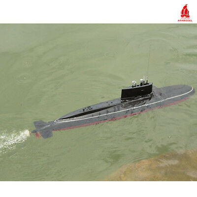 Arkmodel 1/72 Project Kilo Class Submarine KILO With WTC Single Piston Tank KIT
