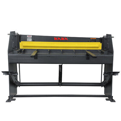 Kaka Industrial Q01-5216b Manual Foot Metal Sheet Shearing Machine