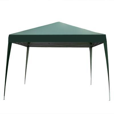 10'x 10' EZ Pop UP Party Tent Outdoor Canopy Tent Folding Gazebo Shelter US