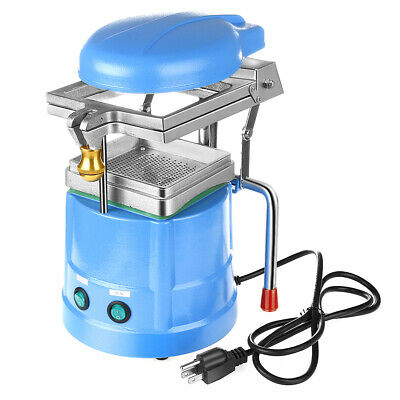 Dental Vacuum Former Heat Forming Molding Machine W Steel Balls Lab Equipment