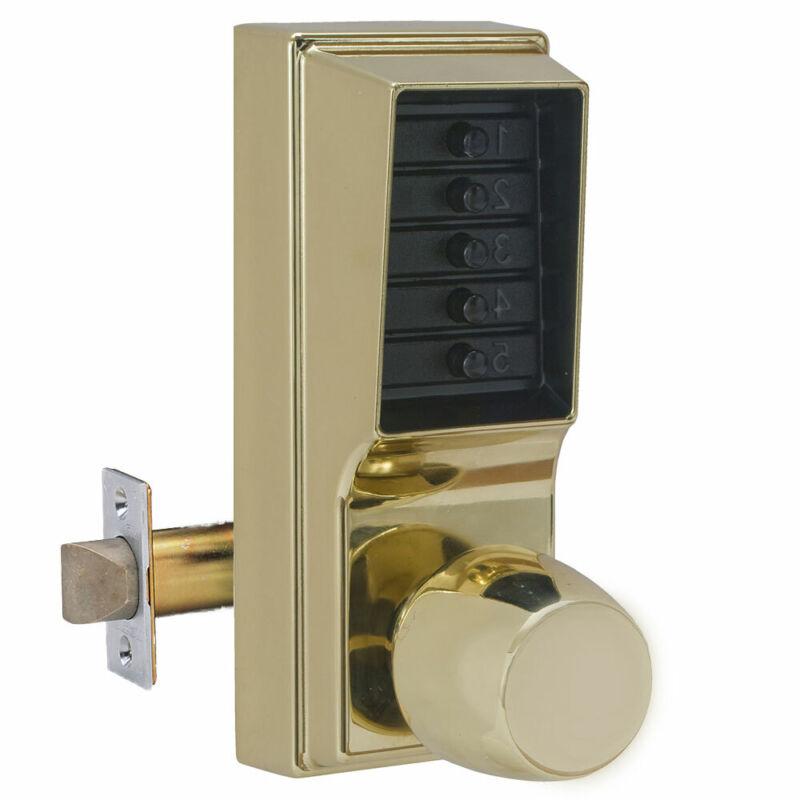 Kaba Simplex 1011 Mechanical Lock PB (1011-03-41)