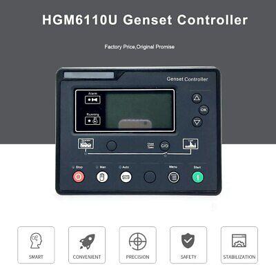 Motor Engine Controller Hgm6110u Automatic Start Module Generator Controller