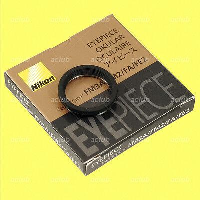 Genuine Nikon Finder Eyepiece Replacement 2925 for FM3A FM2 FE2 FM FA FE