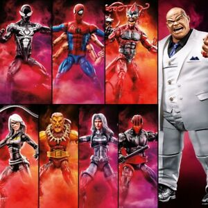 Marvel Legends KingPin wave