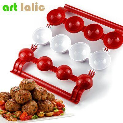 Meatball Maker Stuffed Fish Meat Ball Scoop Mold Baller Homemade Kitchen Tool