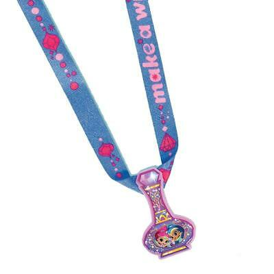 Shimmer & Shine Favor Charm 12-ct Birthday Necklace/Pary Supply