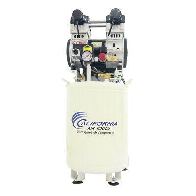 California Air Tools Cat-10020dc-22060 220v 7.5 Amp Oil-free Air Compressor New