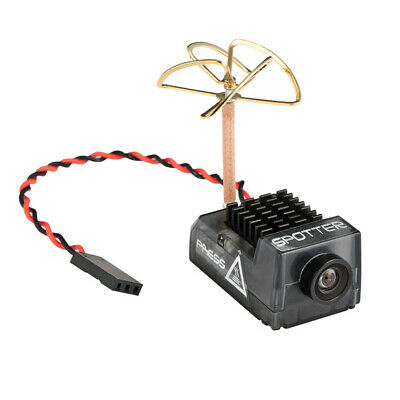 Spotter V2 Micro FPV AIO Camera 5.8G OSD Integrated Mic 700TVL Video Transmitter