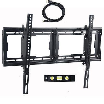 Tilt LED TV Wall Mount for 32 42 43 50 55 60 65 70 LG Sharp AQUOS LC-65UB30U BG0 (Led-tv 50 Sharp)
