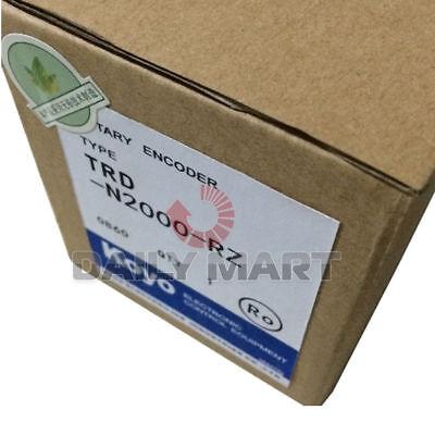 Koyo Trd-n2000-rz Plc Solid Shaft Programmable Logic Controller Rotary Encoder