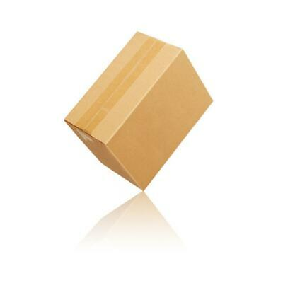 100 6x4x4 Cardboard Boxes Mailing Moving Packing Shipping Box