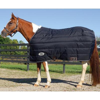 одеяла лошади Horse Winter Blanket Black