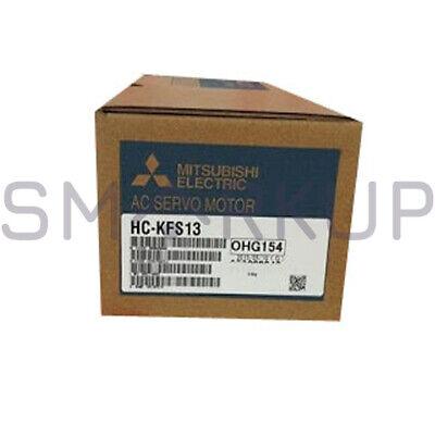 New In Box Mitsubishi Hc-kfs13 Servo Motor