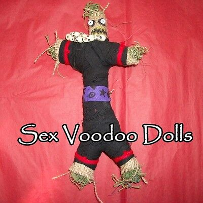 For sale Sex Voodoo Doll Sexual Control Romance Power Spell Ritual Hoodoo Poppet Kit