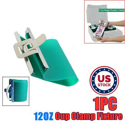 Usa Wholesales 12oz 3d Sublimation Silicone Mugs Wrap12oz Cup Mug Clamp Fixture