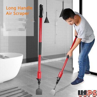 Long Reach Air Scraper Steel Pneumatic For Removing Floor Glue Kitchen Us