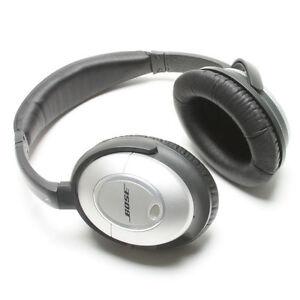 99f9336d73f Bose Quiet Comfort 2 Headband Headphones - Black for sale online   eBay