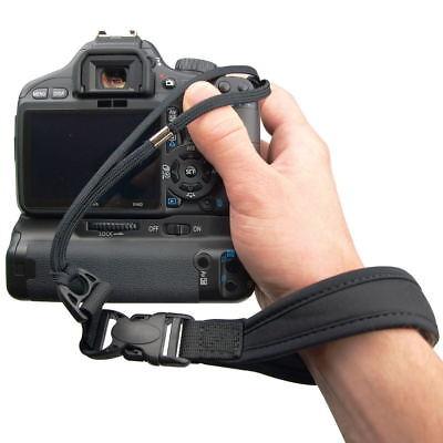 Handschlaufe für DSLR Systemkamera Kompaktkamera Neopren extra lang