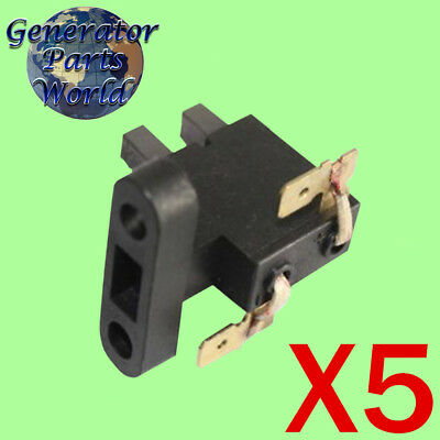 5 Sportsman Carbon Brush For Gen7000 Gen7000lp Generator Voltage Assembly