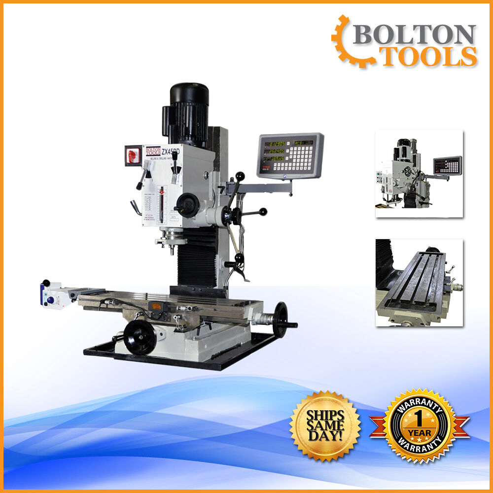 bolton tools milling machine review