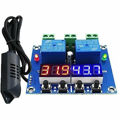 Xh-m452 Thermostat Temperature Humidity Thermometer Hygrometer Controller Module