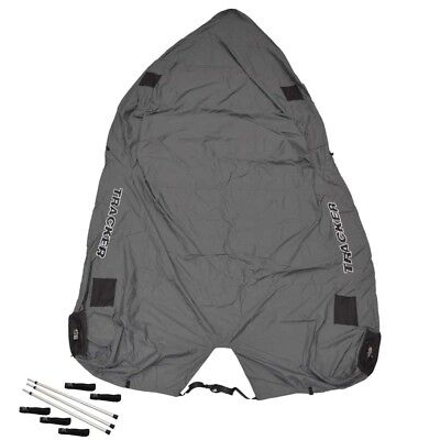 Tracker Boat Cover 1163197 | Pro Guide V-175 Combo Charcoal 2011 - 2018