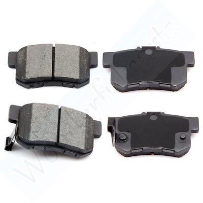Rear Ceramic Brake Pads for Honda Isuzu Oasis Acura CL/Legend/RDX WDATD536CC Acura Legend Brake Pads