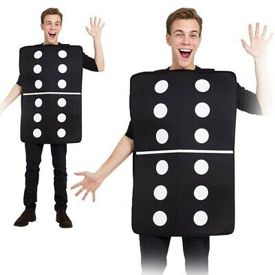 Herren Domino Kostüm Casino Vegas Spiele Nacht Hirsch Tun Herren Kostüm - Hirsch Kostüm Outfit