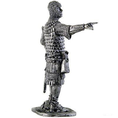 как выглядит German crossbowman. Tin toy soldiers. 54mm miniature figurine. metal sculpture фото