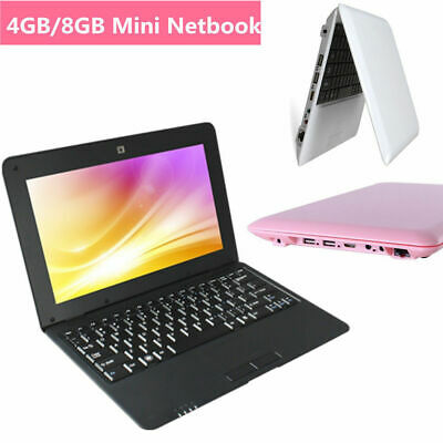 Kids 10.1'' NETBOOK MINI LAPTOP WIFI ANDROID 4.2 1.5GHz NOTEBOOK Xmas UK