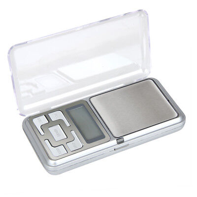 12*6.5*2cm 500g x 0.1g Digital Scale Jewelry Gold Herb Balance Weight Gram LCD A