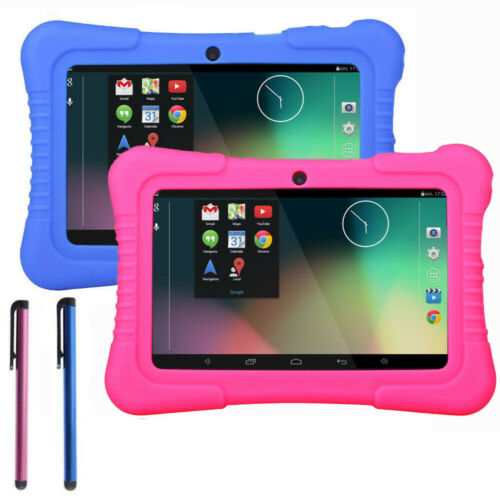 7'' Kids Tablet Android Dual Camera WiFi Education Game Gift