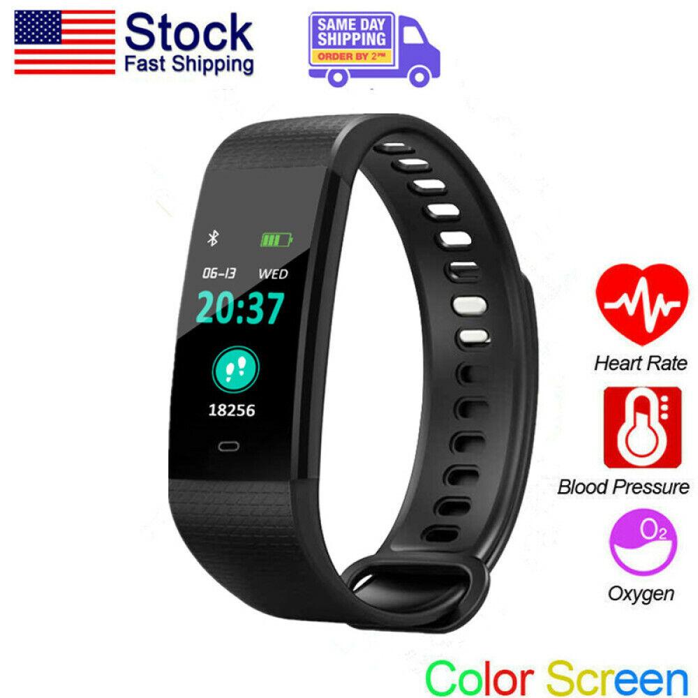 Sport Health Waterproof Fitness Smart Watch Activity Tracker