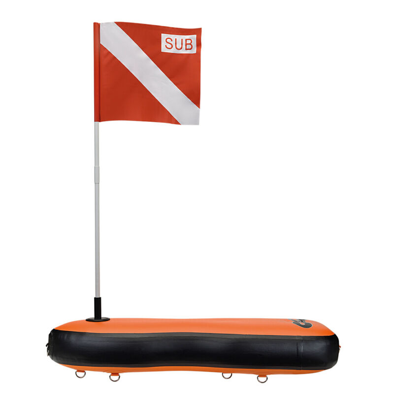 C4 Open Sea 15 Buoy For Spearfishing, Diving