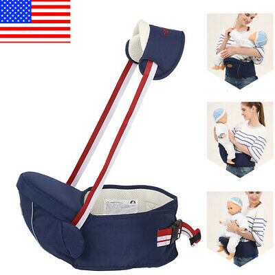 Newborn Baby Carrier Waist Stool Walker Sling Hold Hipseat Belt Infant Hip Seat