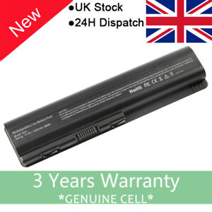 Spare Battery For 484170-001 HP Pavilion DV4 DV5 DV6 CQ60 CQ61 HSTNN-LB72 6Ce UK