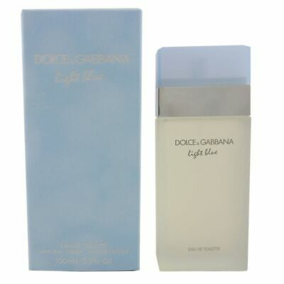 Dolce & Gabbana Light Blue 100 ml Eau de Toilette EDT Damen Duft Parfüm Für Sie