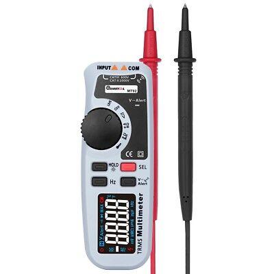 Mustool Mt92 6000 Counts True Rms Handheld Multimeter Black Ebtn Screen Acdc