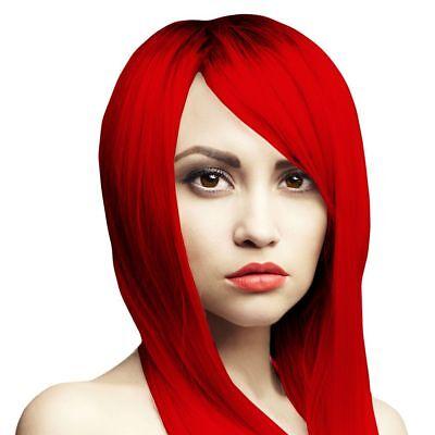 Headshot Hellfire Red semipermanente Haarfarbe Tönung rot - Rotes Haar Creme