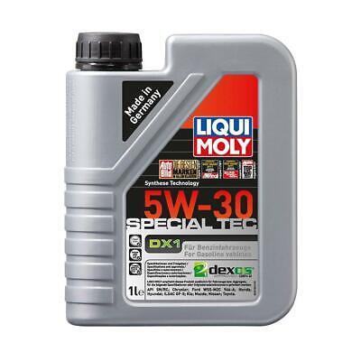 Motoröl LIQUI MOLY 3765 Special Tec DX1 5W-30 passend für