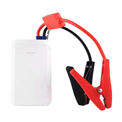 Portable 7500 Mah Auto Cars Jump Starter Emergency Start Ultra-thin Power Bank Ultra Portable Jump Starter