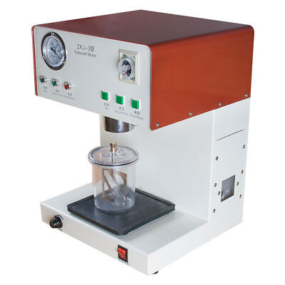 Vacuum Mixer Mixing Machine Dental Lab Equipment For Dental 220v