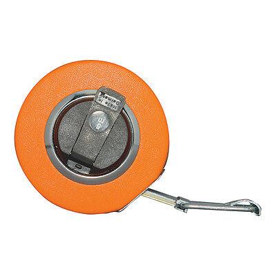 10m Diameter / Girth Tape - Nylon Coated Steel - Richter